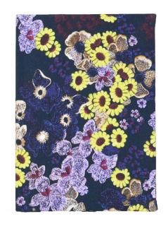 Erdem Floral Print A6 Hardback Notebook.