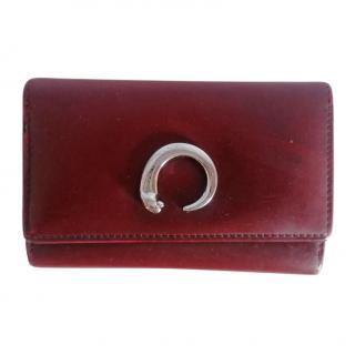 Cartier C Bordeaux Key Holder