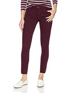 DL1961 Burgundy Stretch Skinny Jeans