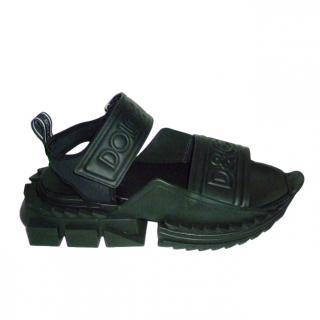 Dolce & Gabbana Super King Nappa Sandals