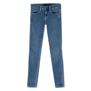 Genetic Blue Denim Skinny Fit Stretchy Jeans