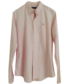 Polo Ralph Lauren Pale Pink Shirt