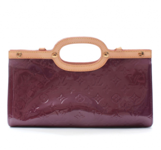 Louis Vuitton Vernis Monogram Roxbury Drive Bag