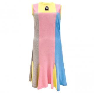 Chanel No 5 Perfume Bottle Cashmere Blend Dress