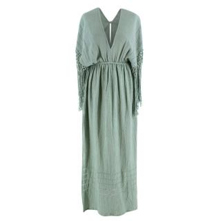 Caravana Green Yunuen Dress