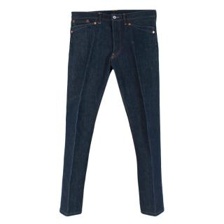 First Standard Co. Dark Blue Denim Jeans