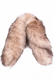 FurbySD Natural Fox Fur Collar
