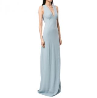 Jenny Packham Pale Blue Slip Dress