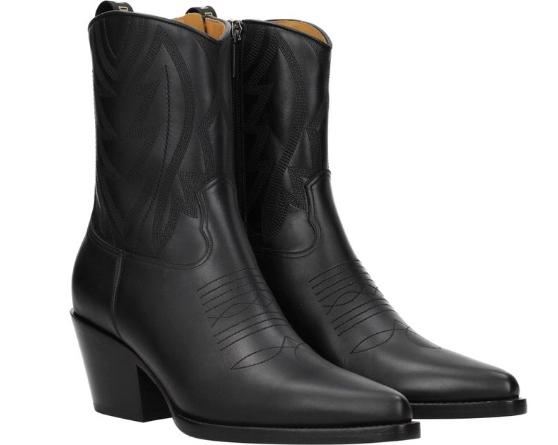Dior L.A Matte Calfskin Ankle Boots