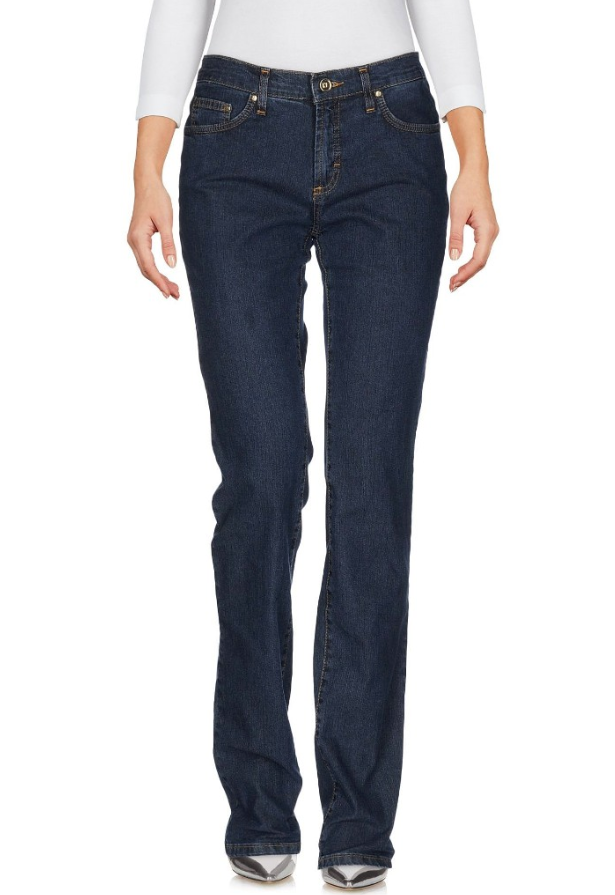 Trussardi Dark Indigo high Rise Jeans