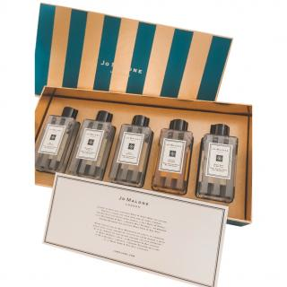 Jo Malone Travel Collection 5 x Body & Hand Wash Gift Set