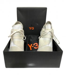 Y-3 Yohji Yamamoto Elastic Strap Sneakers
