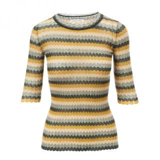 Isabel Marant Etoile Alicia Knit Top
