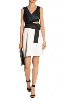 3.1 Phillip Lim Cut-Out Judo Mini Dress