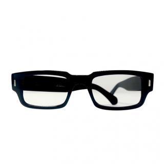 Cutler And Gross Black Classic Optical Frames