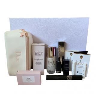 Dior VIP Beauty Gift Set with Toiletry Bag
