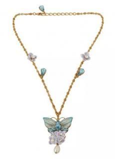 Dolce & Gabbana Butterfly Necklace