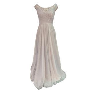 Jenny Packham Platinum Isabeau Gown