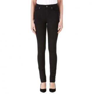 Donna Ida Jeanie Cigarette Jeans - Blackest