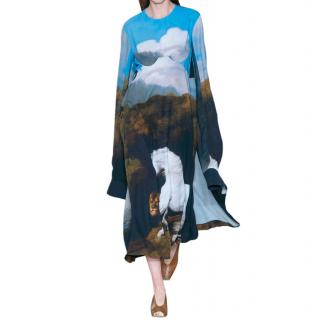 Stella McCartney Stubbs Cassandra Runway Gown