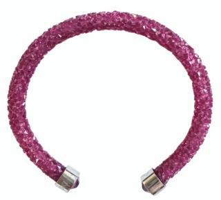 Swarovski Crystaldust Crystal Cuff Bangle