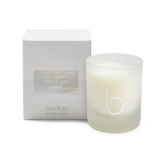 Bamford Lily of the Valley Candle 190g