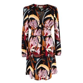 Temperley Signet Print Dress