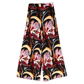 Temperley Signet Print Trousers