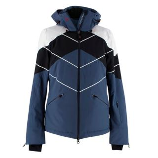 Goop X Perfect Moment Chamonix Jacket In Navy