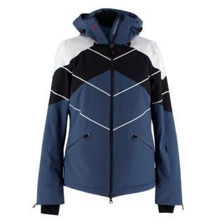 Goop X Perfect Moment Chamonix Jacket In Navy
