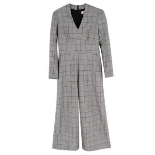 Temperley Rayleigh Check Jumpsuit