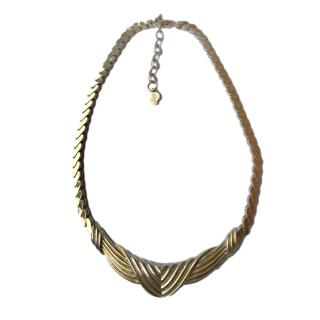 Christian Dior Vintage Collar Necklace