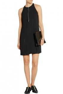 Edun Sleeveless ZIp Front Mini Dress