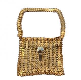Paco Rabanne Vintage Chainmail Handbag
