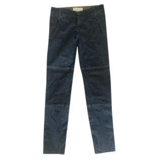 Stella McCartney Indigo Straight Leg Jeans