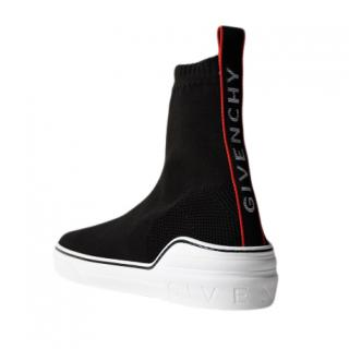 Givenchy George V Mid Sock Sneaker