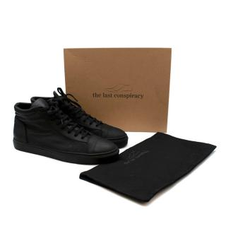 The Last Conspiracy Black Jorge Trainers