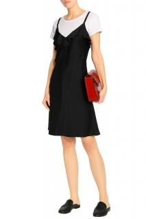A.L.C Strappy Black Cami Dress