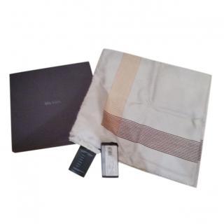 Prada Silk Printed Scarf