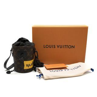 Louis Vuitton by Virgil Abloh Chalk Nano Bag - LTD Singapore Edition
