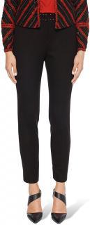 Marc Cain Black Wool Pants