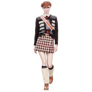 Dior Runway Cashmere Knit Jumper