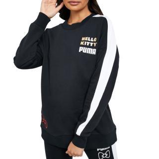 Puma x Hello Kitty Black Jumper