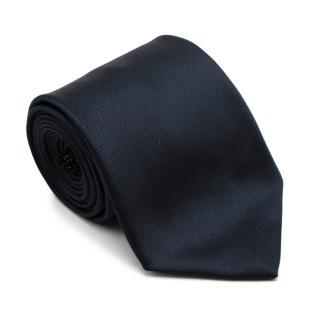 Nino Salzano Navy Silk Tie