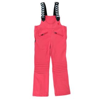 Perfect Moment Pink Isola Racing Pants