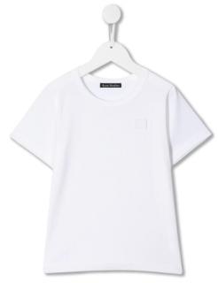 Acne Studios Kids mini Nash face T-shirt