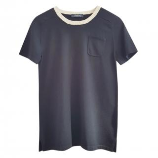 Max Mara Black Classic T-Shirt