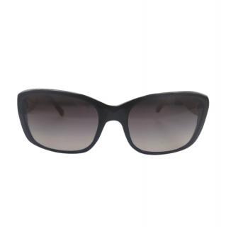 Chanel Two-Tone Classic Sunglasses