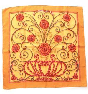 Hermes Jouvence Silk Scarf 90