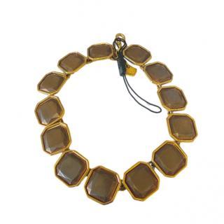 Yves Saint Laurent VIntage Collar Necklace